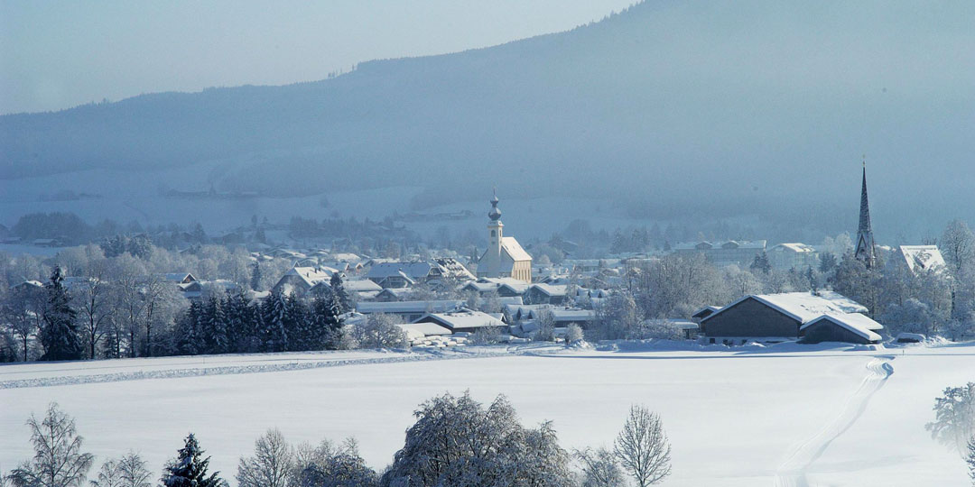 Inzell im Winter